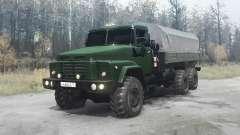 KrAZ 260 G for MudRunner