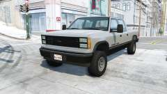 Gavril D-Series Crew Cab V10 for BeamNG Drive