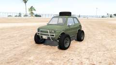 Fiat 126p v9.0 for BeamNG Drive