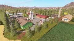 Vall Farmer multifruits for Farming Simulator 2017