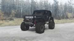 Jeep Wrangler (TJ) custom for MudRunner