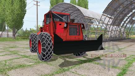 Timberjack skidder for Farming Simulator 2017