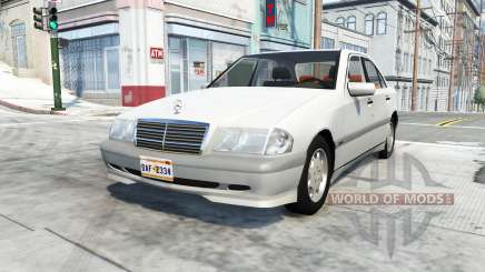 Mercedes-Benz C 200 (W202) for BeamNG Drive