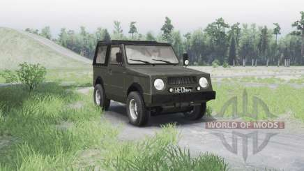 VAZ 2122 Reka v1.1 for Spin Tires