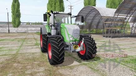 Fendt 822 Vario for Farming Simulator 2017