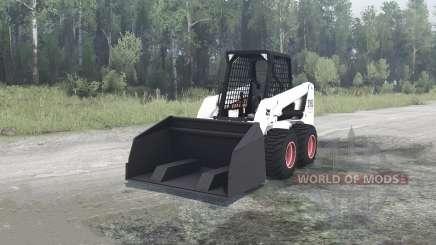 Bobcat S160 for MudRunner