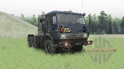 KamAZ-53504 v1.1 for Spin Tires