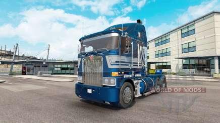 Kenworth K108 v2.0 for Euro Truck Simulator 2