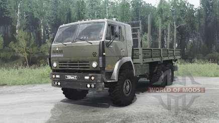 KamAZ 5320 for MudRunner