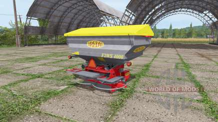 BREDAL F2WS 4000 for Farming Simulator 2017