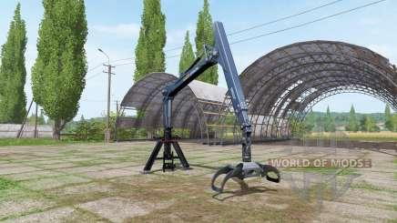 Palfinger Epsilon M80F v1.4 for Farming Simulator 2017