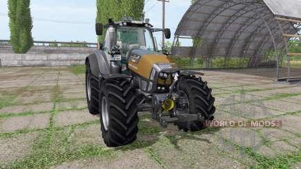 Deutz-Fahr Agrotron 7250 TTV warrior gold for Farming Simulator 2017