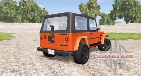 Ibishu Hopper jojojona configuration for BeamNG Drive