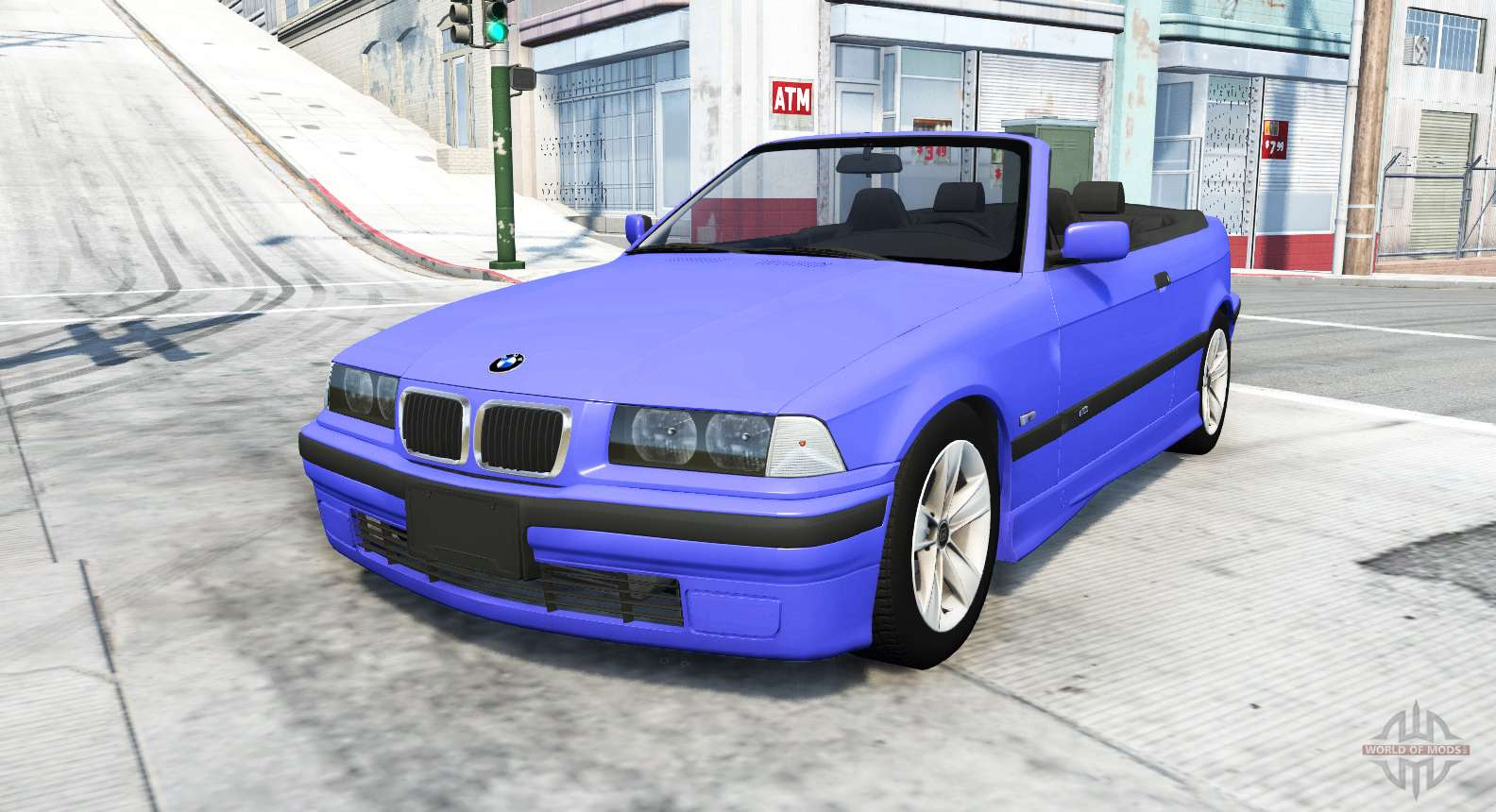 bmw m3 cabrio e36 1994 for beamng drive. Black Bedroom Furniture Sets. Home Design Ideas