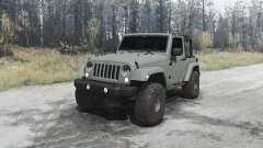 Jeep Wrangler (JK) for MudRunner