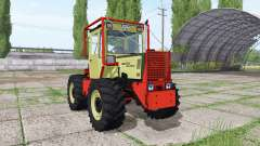 Mercedes-Benz Trac 900 Turbo forest for Farming Simulator 2017