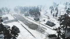Winter-Siberia