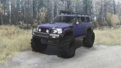 Nissan Patrol GU (Y61) 2004 for MudRunner