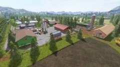 Vall Farmer multifruits v2.0 for Farming Simulator 2017