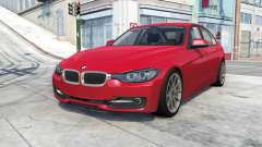 BMW 335i sedan Sport Line (F30) 2012 for BeamNG Drive