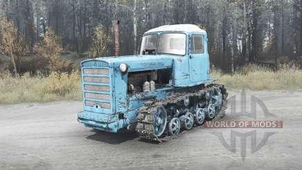 DT 75M Kazakhstan for MudRunner