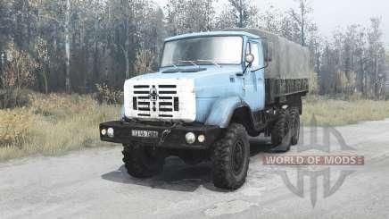 ZIL 4334 1995 for MudRunner