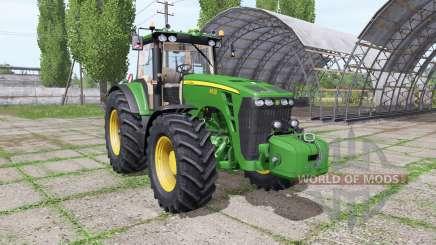 John Deere 8430 for Farming Simulator 2017