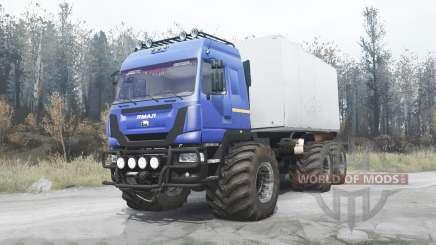 The Yamal-6 2013 for MudRunner