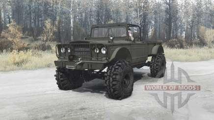 Kaiser Jeep M715 for MudRunner