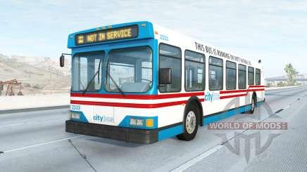Wentward DT40L Belasco City v2.1 for BeamNG Drive