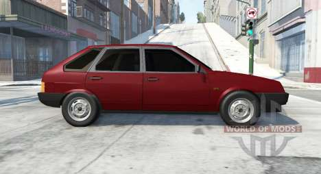 LADA Samara (2109) for BeamNG Drive