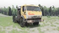 KamAZ-53504 v1.7 for Spin Tires