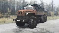 Ural Polyarnik 4320-60