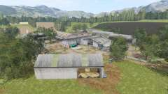 The Old Stream Farm v2.0 for Farming Simulator 2017