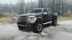 Ford F-150 SVT Raptor for MudRunner