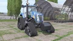 New Holland TG285 QuadTrac for Farming Simulator 2017