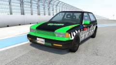 Ibishu Covet Cheapkhana for BeamNG Drive