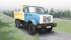 ZIL 4514 1993 for Spin Tires