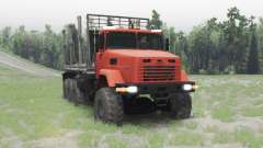 KrAZ 7140Н6