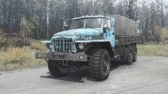 Ural 375Д 1964 for MudRunner