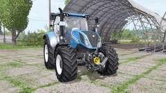 New Holland T6.140 v1.1 for Farming Simulator 2017