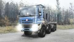 Tatra Phoenix T158 8x8 2012 for MudRunner