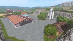 The kyffhäuser for Farming Simulator 2017