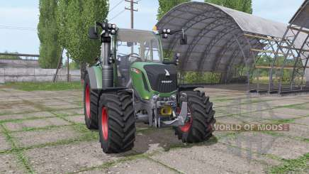 Fendt 312 Vario for Farming Simulator 2017