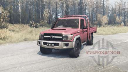 Toyota Land Cruiser 70 (J79) for MudRunner