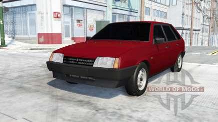 LADA Samara (2109) for BeamNG Drive