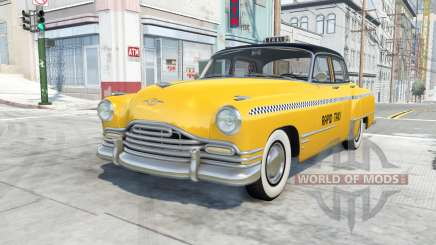 Burnside Special Taxi v1.03 for BeamNG Drive