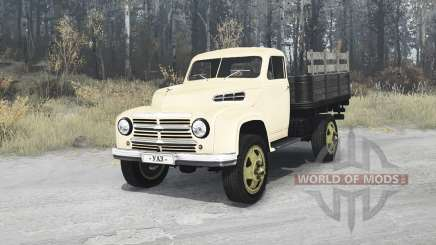 UAZ 300 experienced 1949 for MudRunner