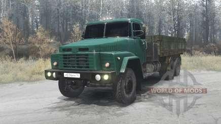 KrAZ 260 G v1.1 for MudRunner