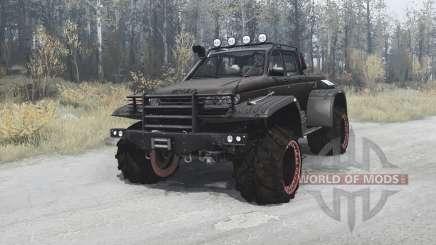 Yamal H-4 L 2013 for MudRunner